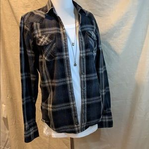 American Eagle Outfitters factory flannel shirt